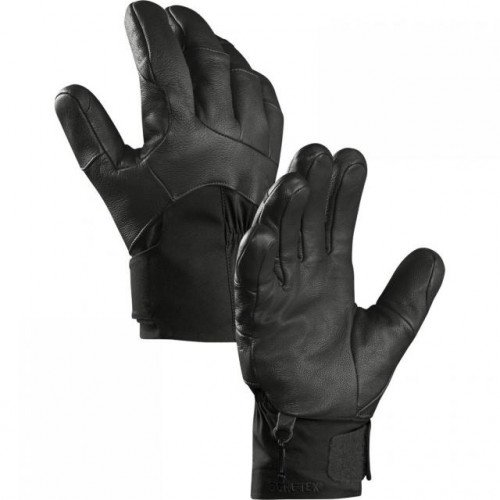 ARC'TERYX ANERTIA GLOVE - MEN'S Large, Black