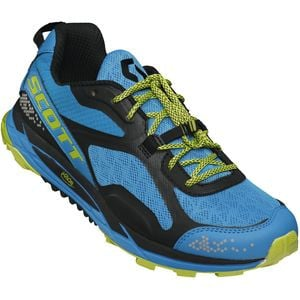 eRide Grip 3.0 Trail Running Shoe - Men's Blue/Green, 13.0 - Excellent