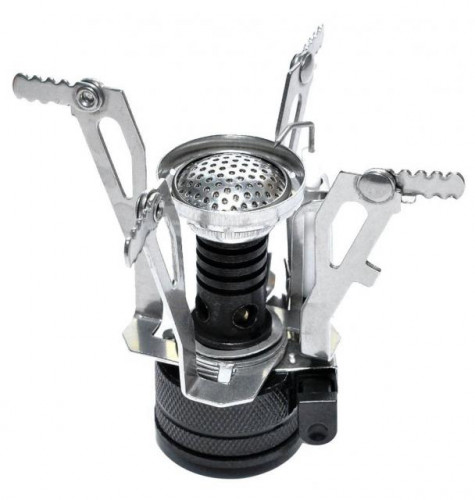 Ultralight canister backpacking stove