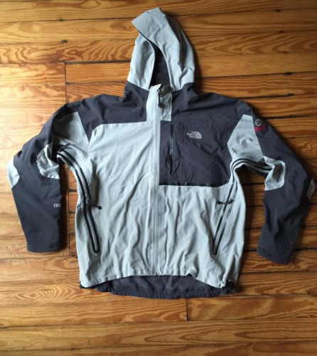 North Face Summit Series 3 Layer XCR Stretch Gore Tex Shell. GreatDeal