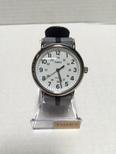 Timex Weekender Watch Reversible Slip Thru Strap - Women's