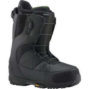 Driver X Snowboard Boot - Men's Black, 10.5 - Good