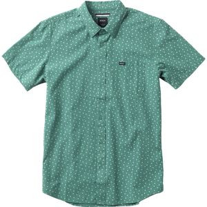 Pox Shirt - Short-Sleeve - Men's Sage Leaf, XL - Excellent