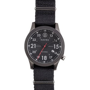 FW01 Nato Watch All Black, One Size - Excellent