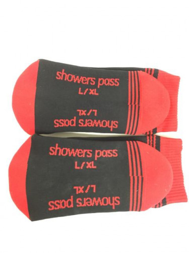 SHOWERS PASS CROSSPOINT WATERPROOF CREW CYCLING SOCK