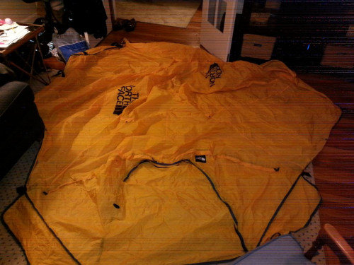 Rain Fly for North Face Expedition Tent (circa 1995)