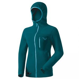Mera PL Hooded Fleece Jacket - Women's Fjord, S - Excellent