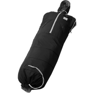 The Napsack Black, XL - Like New