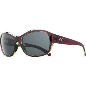 Maya Sunglasses - Women's - Polarized Eggplant/G12, One Size - Good