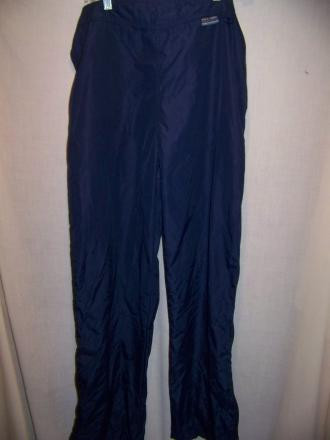 White Sierra Rain Pants, Mens XL