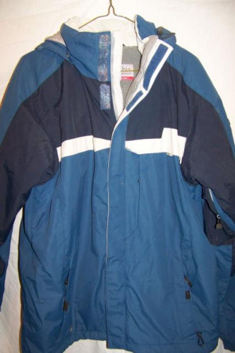 Columbia Convert Insulated Snowboard Ski Jacket, Men's Medium
