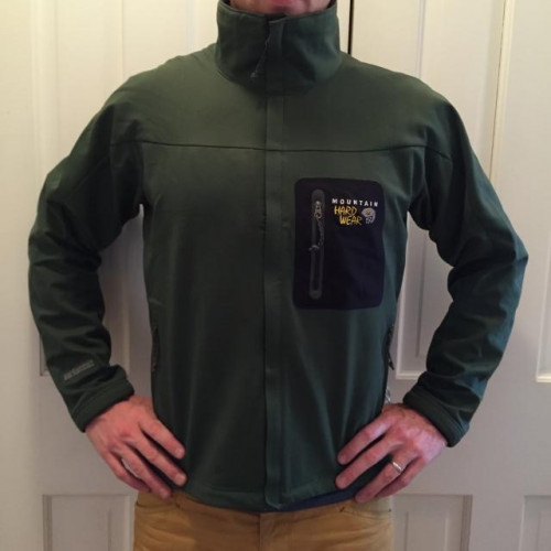 Mountain Hardwear G50 Soft-shell Jacket