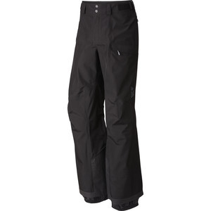 Minalist Shell Pant - Men's Black, L/Reg - Excellent