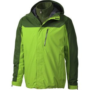 Ramble Component Jacket - Men's Green Lichen/Greenland, M - Excellent