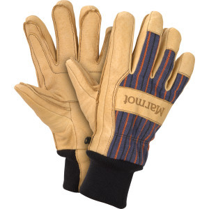 Lifty Glove Tan/Electric Blue, M - Good