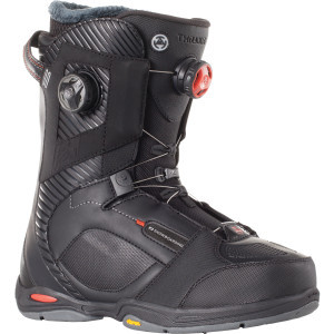 Thraxis Boa Snowboard Boot - Men's Black, 10.5 - Excellent