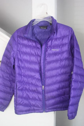 Marmot 800-Fill Down Jacket - Women's Large