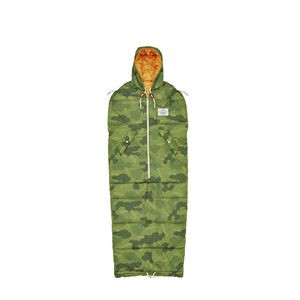 The Napsack Green Camo, L - Good