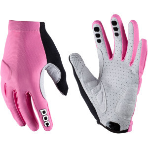 Index Flow Gloves Sulfur Pink, M - Excellent
