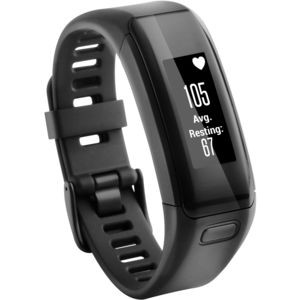 Vivosmart HR Activity Tracker Black, REGULAR - Good