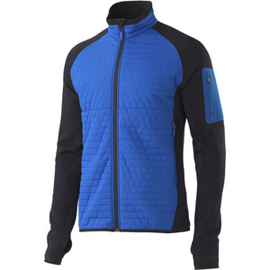 Thermo Kinetic Fleece Jacket - Men's Peak Blue, M - Good