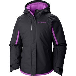 Alpine Action Jacket - Girls' Black, XS - Excellent