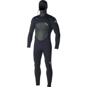 6/5 Infiniti Hooded Wetsuit - Men's Black, XXL - Like New