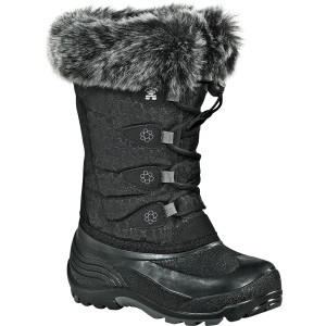 Snowgypsy Boot - Girls' Black, 5.0 - Excellent