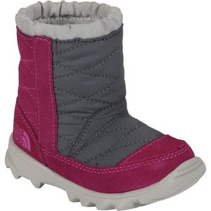 Winter Camp Boot - Toddler Girls' Luminous Pink/Sedona Sage Grey, 5.0