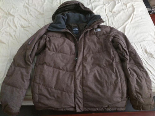 North Face Prodigy RECCO Ava Rescue 600 Down Jacket