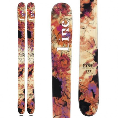 2013/2014 LINE SNOW ANGEL JR LDS SKI FLAT