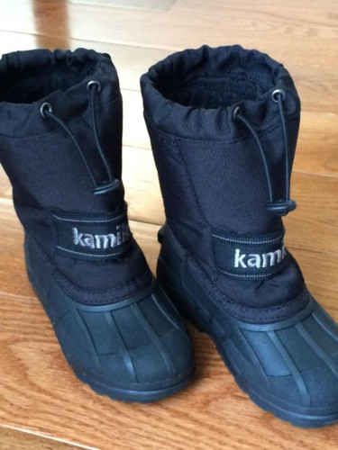 Kids Kamik Snow Boots