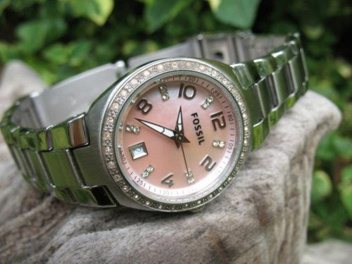 Fossil Women's Glitz Watch