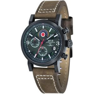AV-4041 Hawker Hurricane Watch Green/Brown, One Size - Fair