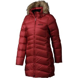Montreal Down Coat - Women's Dark Crimson, M - Excellent