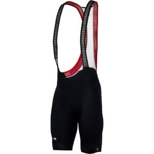 FormaRed Carbon Men's Bib Shorts Black/Black, M -