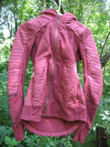 Lululemon Fleecy Keen Jacket