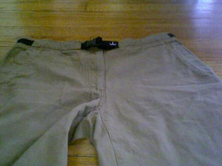 Mens PrAna Shorts, M (32
