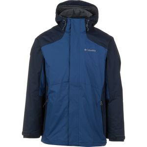 Eager Air Interchange 3-In-1 Jacket - Men's Collegiate Navy/Collegiate