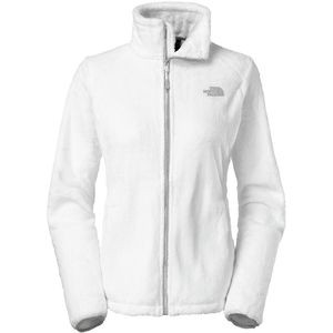 Osito 2 Fleece Jacket - Women's Tnf White/Metallic Silver, M - Excelle