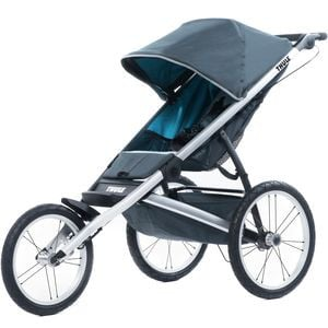 Glide Stroller Dark Shadow, One Size - Excellent