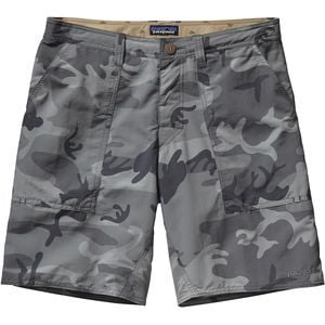 Wavefarer Stand-Up Short - Men's Forest Camo/Forge Grey, 32x20 - Like