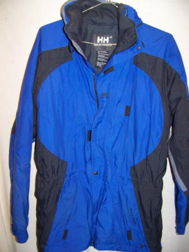 Helly Hansen Insulated Snowboard Ski Jacket, Mens Large