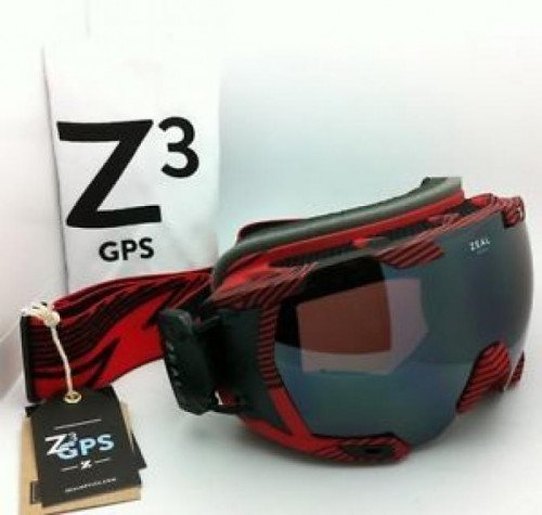 Red Zeal Z3 Goggles With Recon Mod Live