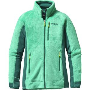 R2 Fleece Jacket - Women's Aqua Stone, S - Excellent