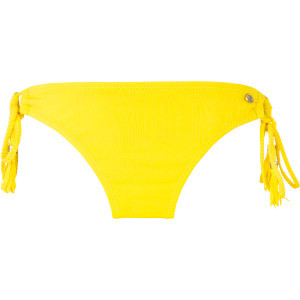 Beach Day Solids Sweet Pea Bikini Bottom - Women's Sunshine, M - Excel