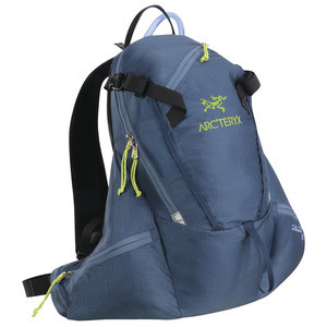 Chilcotin 12 Hydration Pack Blue Smoke, Reg/Tall - Excellent