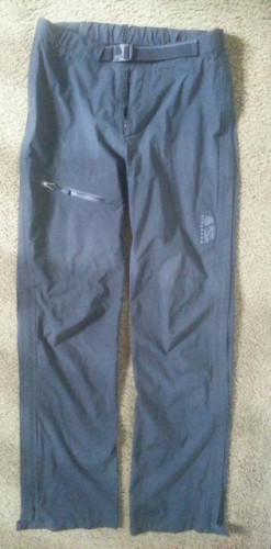 Mountain Hardwear Stretch Plasmic Rain Pants