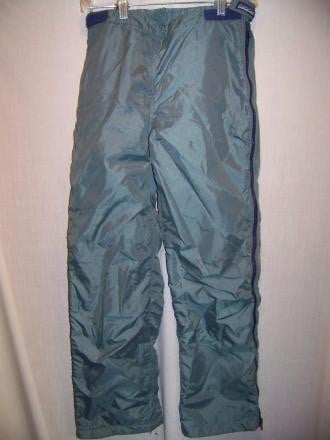 Vintage Patagonia Fleece Lined Pants, Small