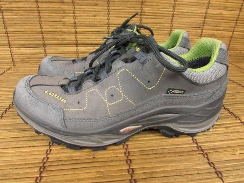LOWA TORO GTX LO WOMENS GORE TEX HIKING SHOES WOMENS SIZE 6.5
